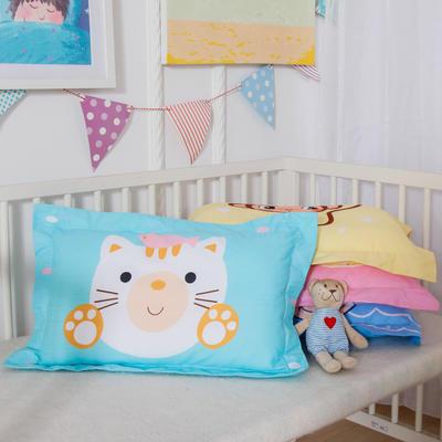 2018新款儿童爆款大版卡通全棉薄枕荞麦枕芯枕头 2(30x50cm)