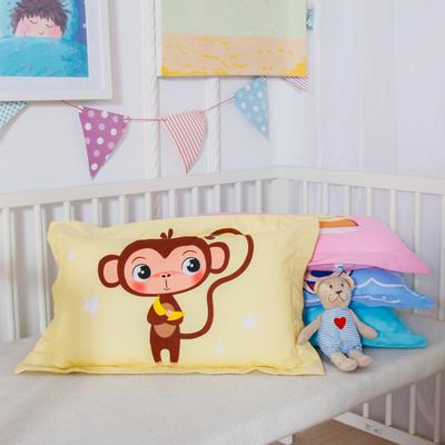 2018新款儿童爆款大版卡通全棉薄枕荞麦枕芯枕头 3(30x50cm)
