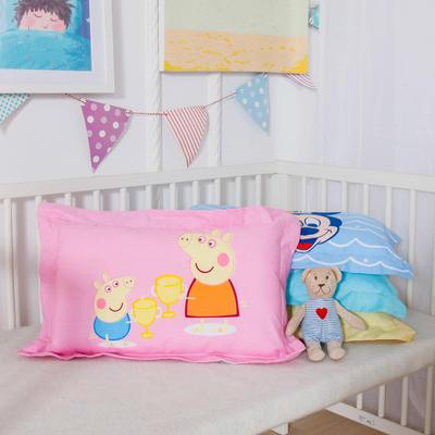 2018新款儿童爆款大版卡通全棉薄枕荞麦枕芯枕头 4(30x50cm)