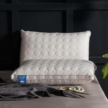 2020新款羽丝绒枕-圆环枕