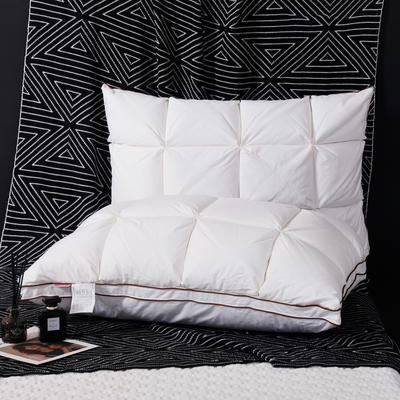 2020新款面包羽绒枕 面包羽绒枕48*74cm