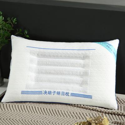 2020新款决明子针织护颈枕芯 白