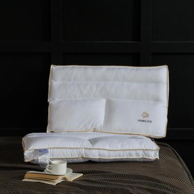 2019新款木棉花软枕枕头枕芯-48*74cm/个 木棉花软枕