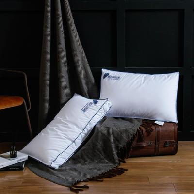 2020新款暖心羽绒枕枕头枕芯-48*74cm/个 暖心羽绒枕
