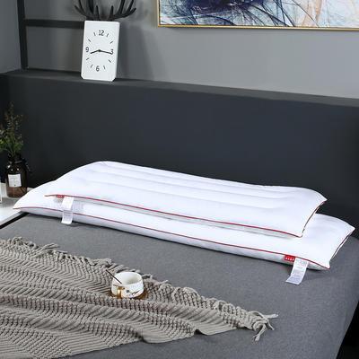 2020新款双人枕枕头枕芯 双人枕1.5m/个