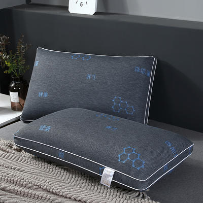 2019新款微能量枕枕头枕芯-48*74cm/个 微能量枕