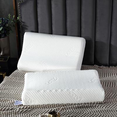2020新款高低乳胶枕-40*60cm 高低枕
