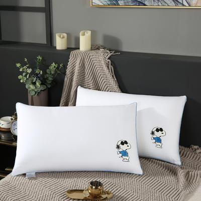 2020新款卡通羽丝绒枕-48*74cm/个 卡通羽丝绒枕