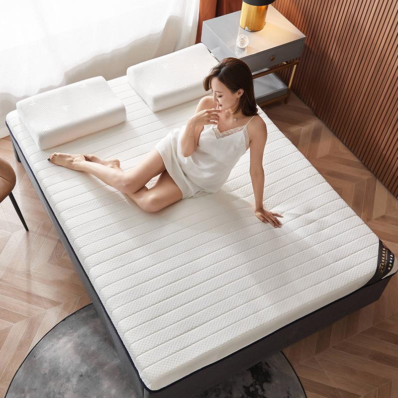 2020新款提花针织棉乳胶功能床垫 200*220cm 乳胶K03-4