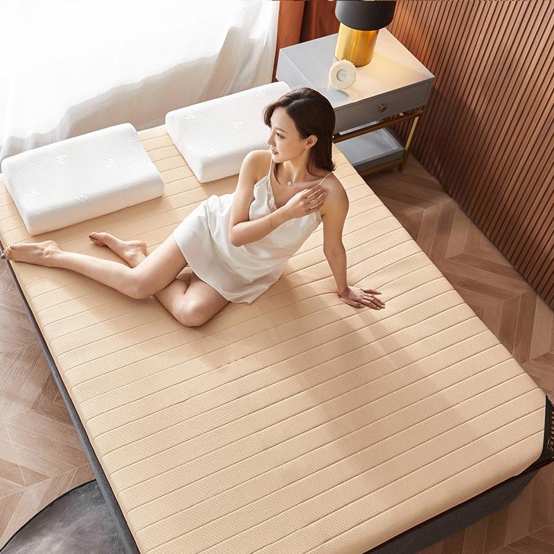 2020新款提花针织棉乳胶功能床垫 200*220cm 乳胶K03-6