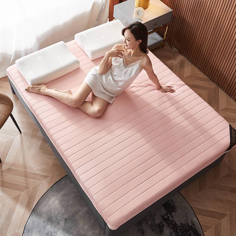 2020新款提花针织棉乳胶功能床垫 200*220cm 乳胶K03-7