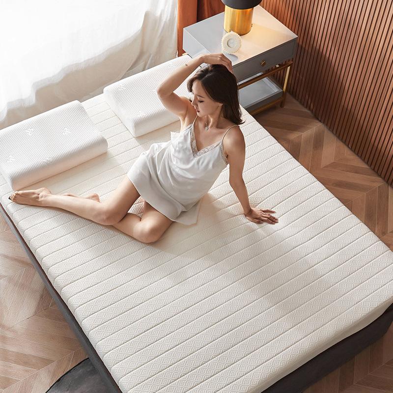2020新款提花针织棉乳胶功能床垫 200*220cm 乳胶K03-9