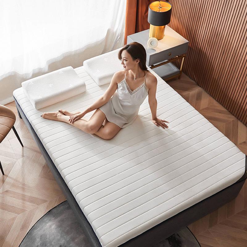 2020新款提花针织棉乳胶功能床垫 200*220cm 乳胶K03-10
