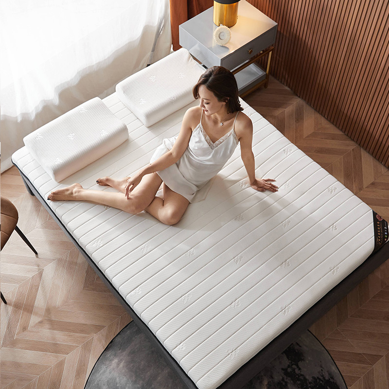 2020新款提花针织棉乳胶功能床垫 200*220cm 乳胶K03-11