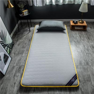 2020新款洛卡棉抗菌功能学生床垫 90*200cm 灰白色