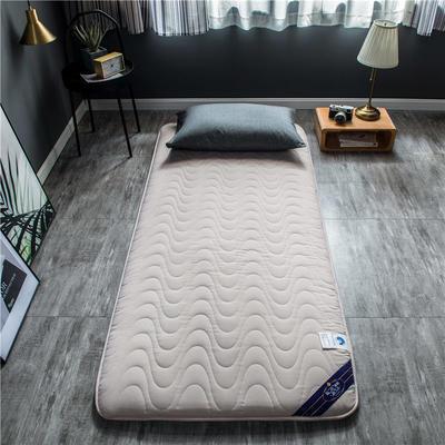 2020新款洛卡棉抗菌功能学生床垫 90*200cm 米粉色