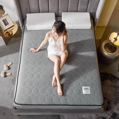 2020新款竹炭纤维功能床垫 90*200cm 竹炭K01-02