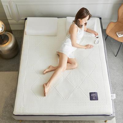 2020新款镂空高密针织棉乳胶功能床垫 90*200cm 乳胶K01-3( 厚度6cm)