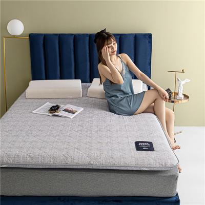 2020新款羊毛科技床垫 90*190cm 淡灰