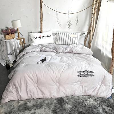 斜纹全棉商务款冬被 200X230cm(6.8斤) 星途