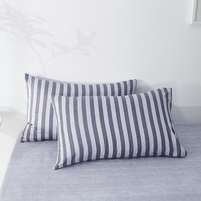 2020年新款全棉枕套一对装 48cmX74cm/对 拉菲