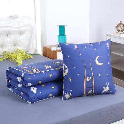 2020新款精梳棉抱枕被 1.5*1.95m 情怀