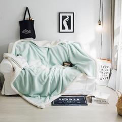 2018新款NICE女神毯 1.5m*2m 薄荷绿