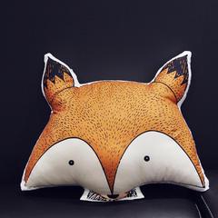 卡通抱枕 其他规格 狐狸抱枕