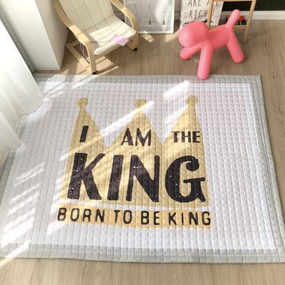 2019新款地垫 145*195cm king王