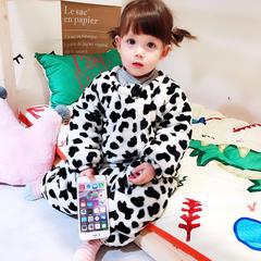 2018独家款儿童加厚软床垫 60*120cm限时送枕头 欢乐恐龙