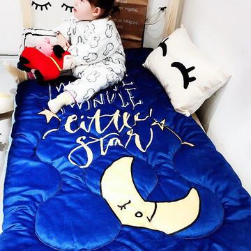 2018独家款儿童加厚软床垫