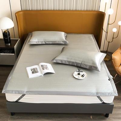 2021新款轻奢系列水洗抗菌养生席—床席款 1.8m床席款 简约H-灰
