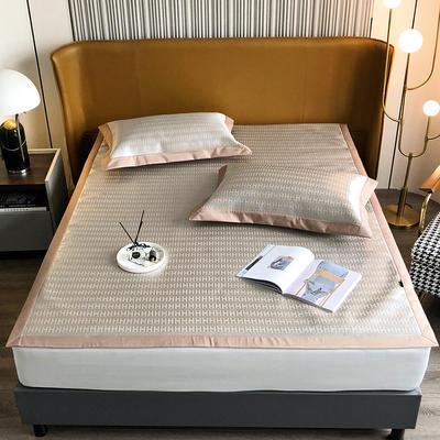 2021新款轻奢系列水洗抗菌养生席—床席款 1.8m床席款 简约H-金