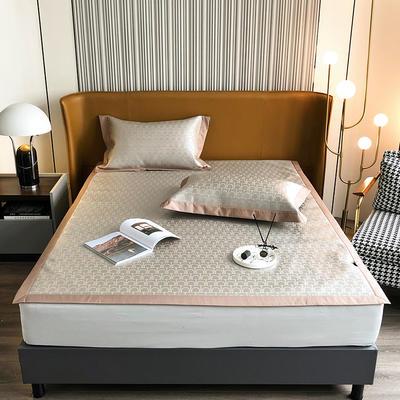 2021新款轻奢系列水洗抗菌养生席—床席款 1.8m床席款 卡珊娜-金