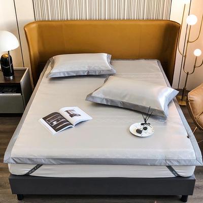 2021新款轻奢系列水洗抗菌养生席—床席款 1.8m床席款 尤克丝丽-灰