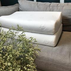 天然乳胶曲线枕 40*60