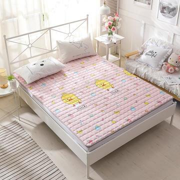 2020新款全棉床垫防滑可水洗床褥床护垫