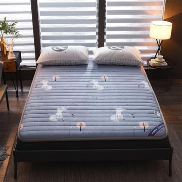 2020新款亲肤棉直线绗缝床垫