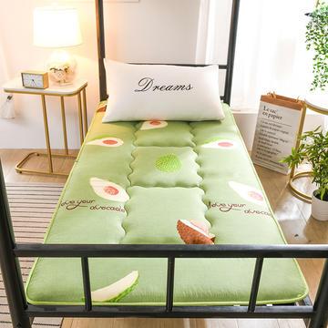 2020新款磨毛床垫小床款