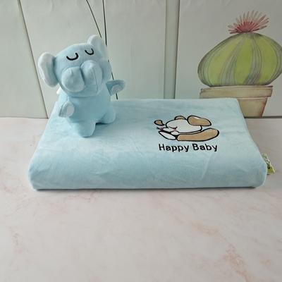 2020绒款儿童乳胶玩具枕枕头枕芯25*44cm/只 快乐小鼠