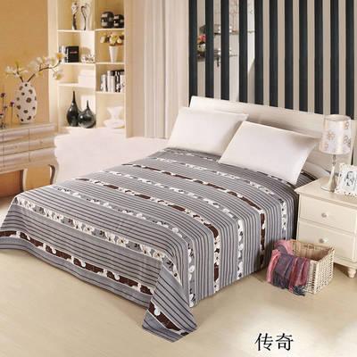 12868全棉单品系列  直角床单 230*250cm(直角) 传奇