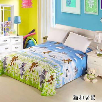 京天家纺    12868全棉单品系列  直角床单