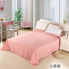 京天家纺    12868单品系列  床单 160*230cm(直角) 小清新