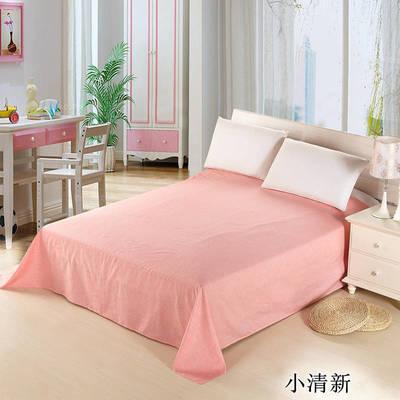 12868全棉单品系列  直角床单 160*230cm(直角) 小清新