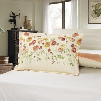 全棉多规格系列(单品枕套)  一对装 48cmX74cm --2个装 约定