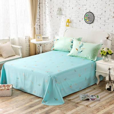 12868全棉单品系列  直角床单 160*230cm(直角) 皇家风范
