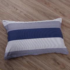 全棉多规格系列(单品枕套)  一对装 48cmX74cm --2个装 绅士之约