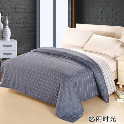 2020新款12868纯棉单品被套 150x200cm 悠闲时光
