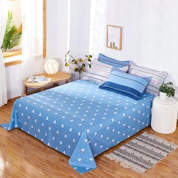 2020新款12868纯棉单品床单