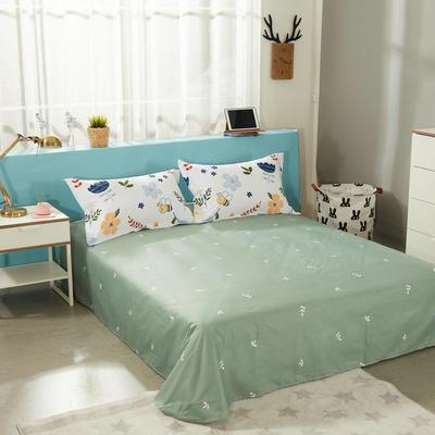 单品床单2021新款12868纯棉单品直角床单全棉 230cmx250cm 花恋